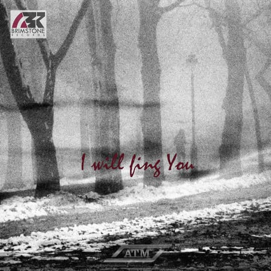 Release 'I Will Find You' Front Cover