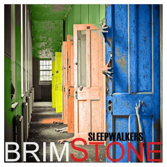 Release 'Sleepwalkers' Front Cover